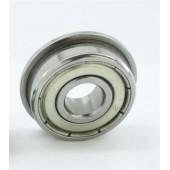 1,5x5x2,6 mm (F691XZZ) Kuličkové ložisko s přírubou