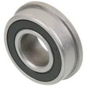 6x12x4 mm (MF126-2RS) Kuličkové ložisko s přírubou