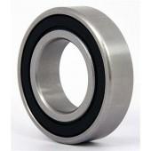 12x28x8 mm (S6001-2RS/C) Kuličkové ložisko Keramické/Nerezové