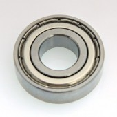 12x28x8 mm (S6001ZZ/C) Nerezovékuličkové ložisko/Keramické kuličky
