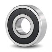 8x19x6 mm (S698-2RS) Nerezové Kuličkové ložisko